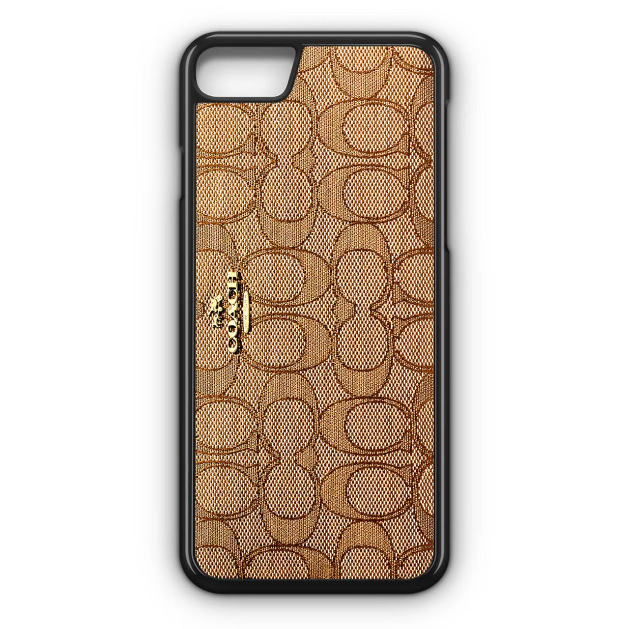 super popular f7b93 8d5c7 Coach Wallet iPhone 8 Case