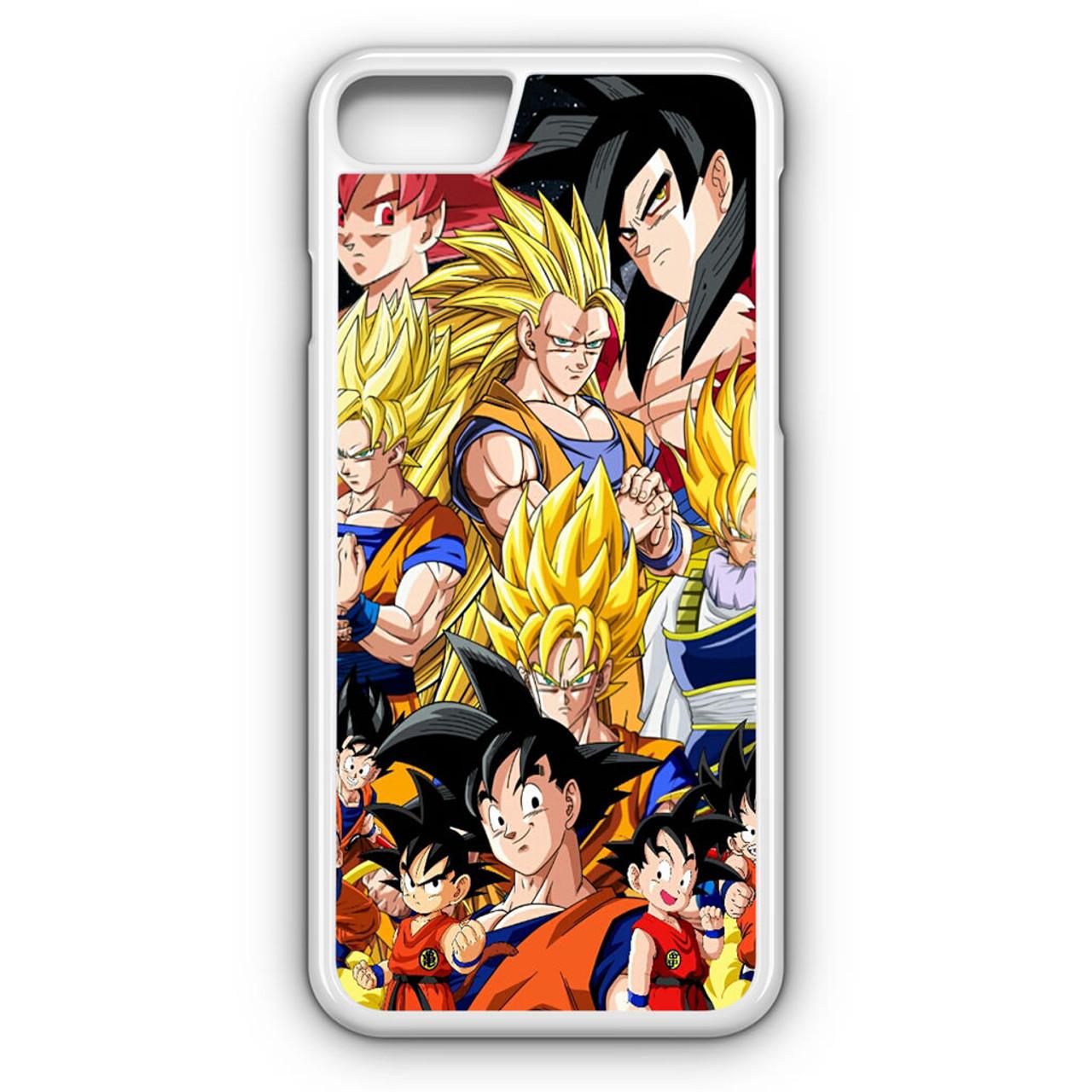 DRAGON BALL Z GOKU 2 2 iphone case
