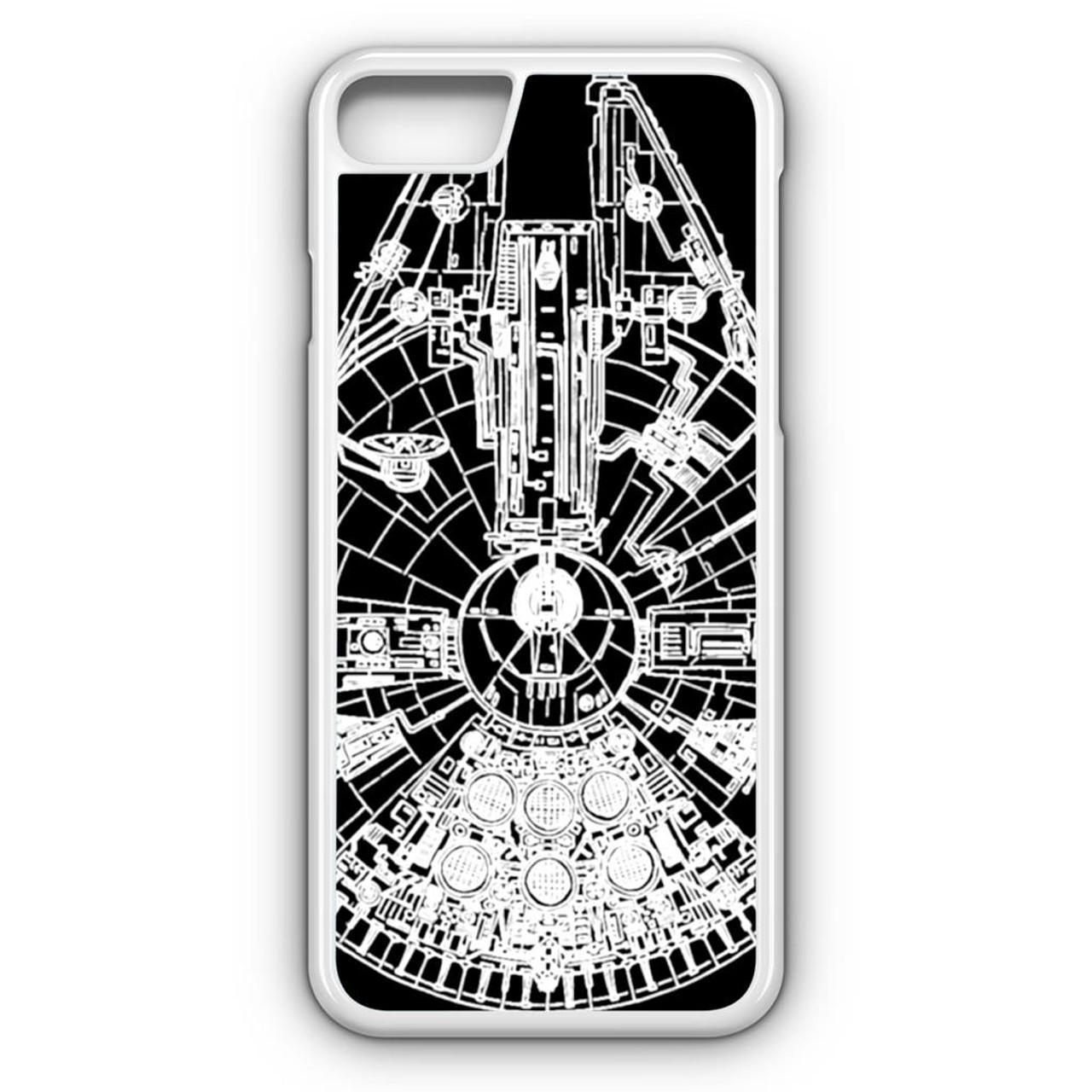 Star Wars Millenium Falcon iPhone 8 Case
