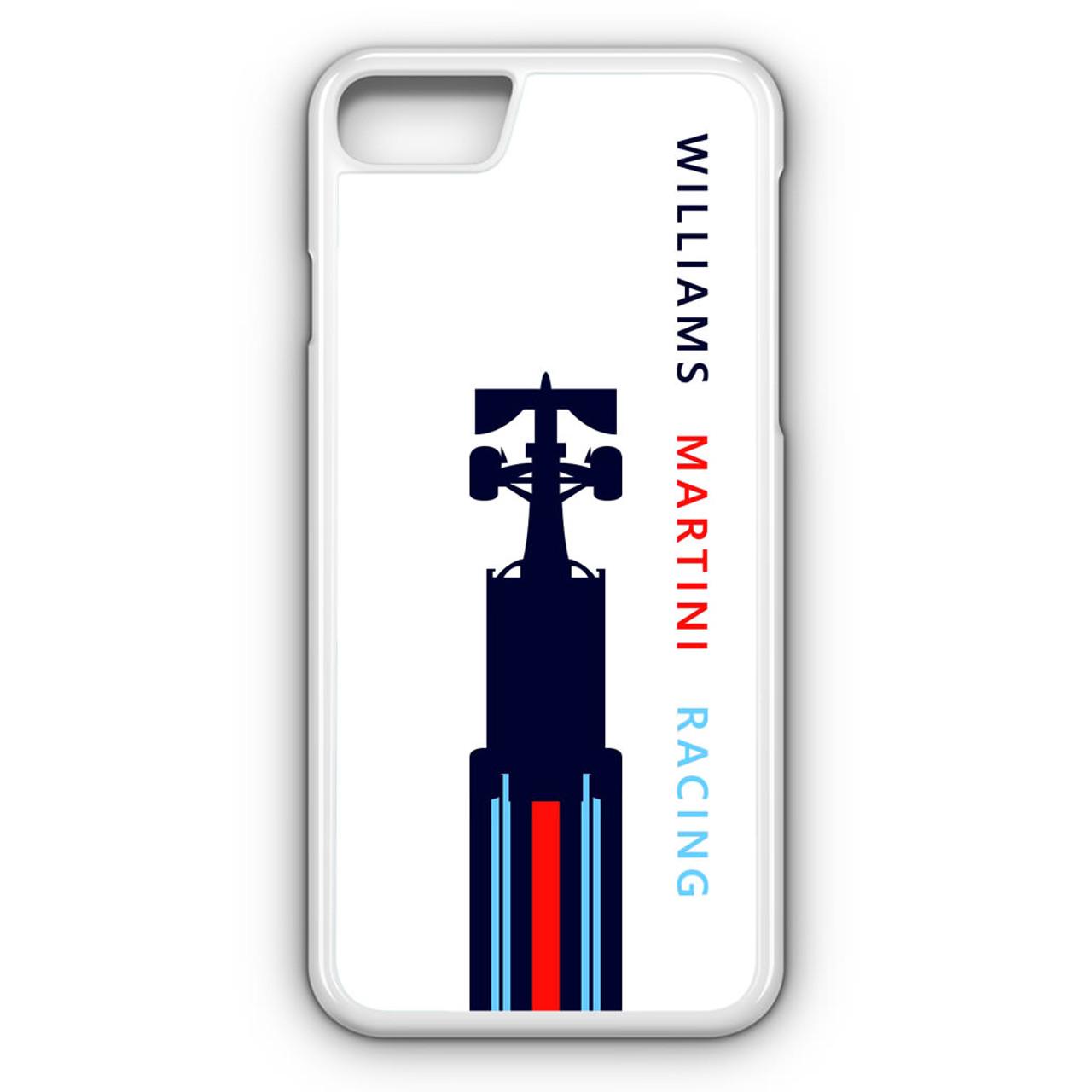 Williams Martini Racing Logo iphone case