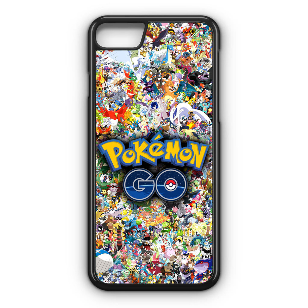 newest 76480 40af9 Pokemon GO All Pokemon iPhone 8 Case