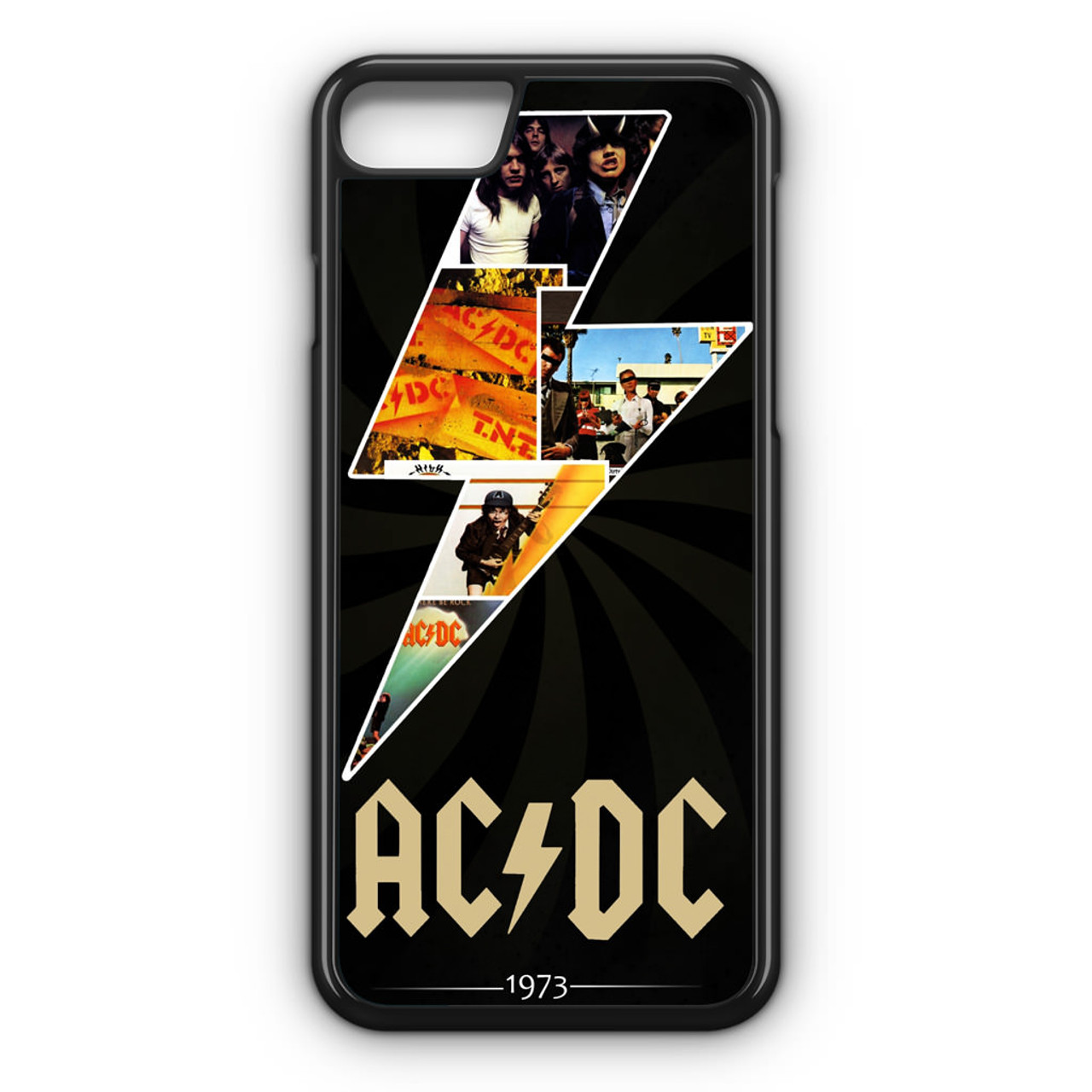 ac dc iphone 7 case