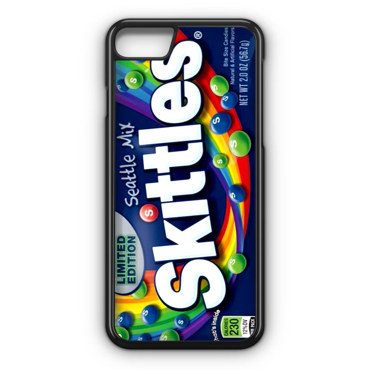 new product 9fdad 460cc Skittles Seahawks Seattle Mix iPhone 8 Case