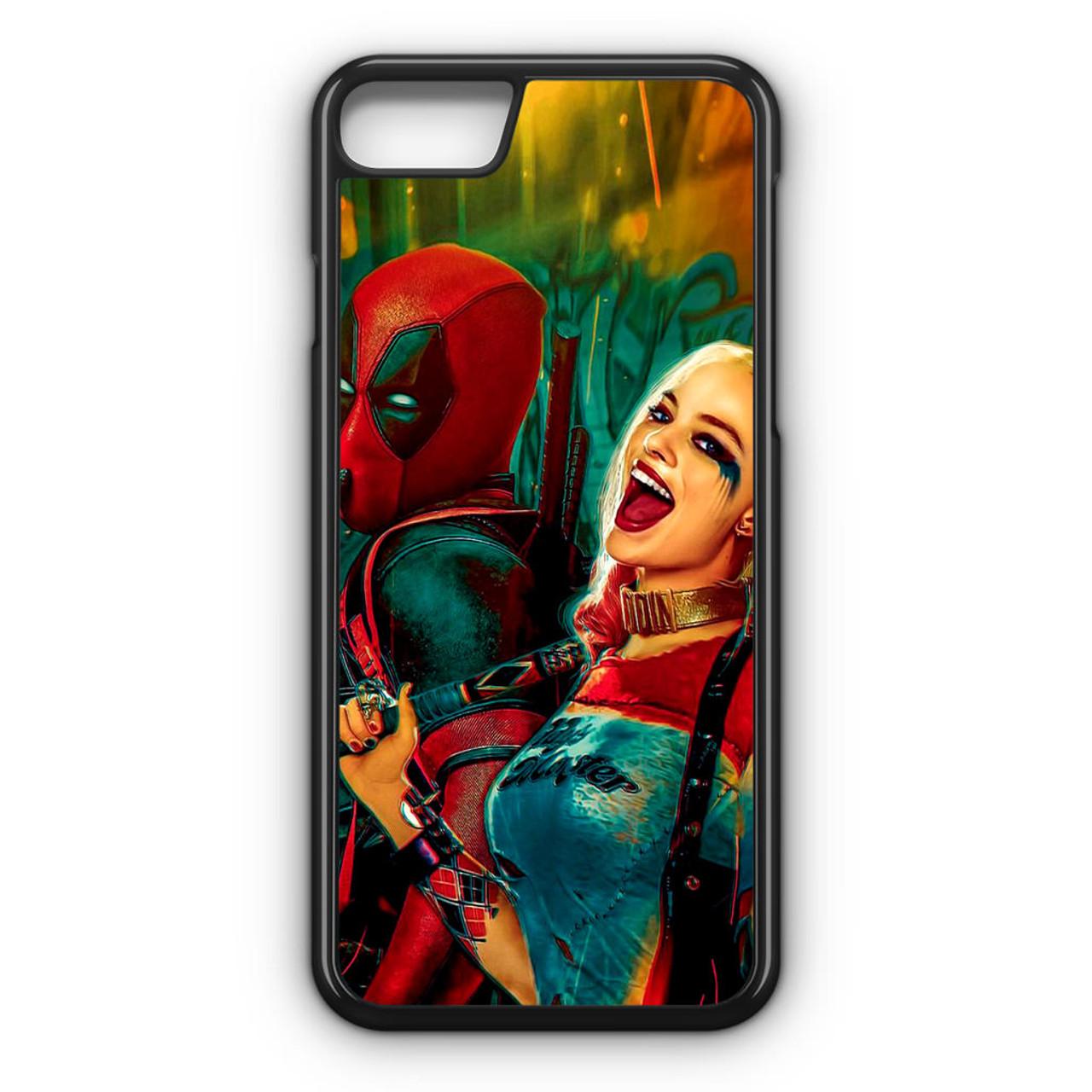 iphone 8 case suicide squad