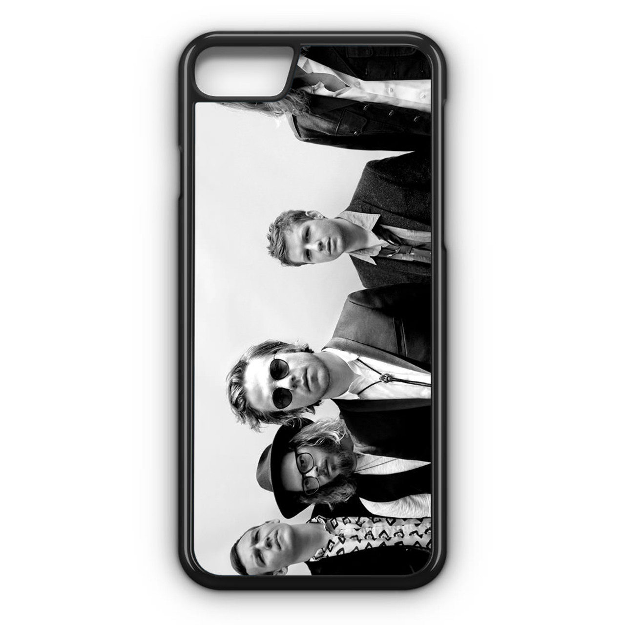 Cage The Elephant Wallpaper Iphone 8 Case Caseshunter