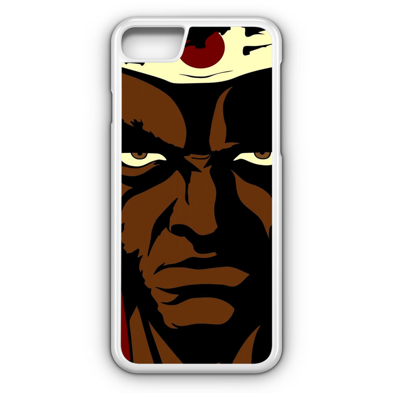 coque iphone 8 afro samurai
