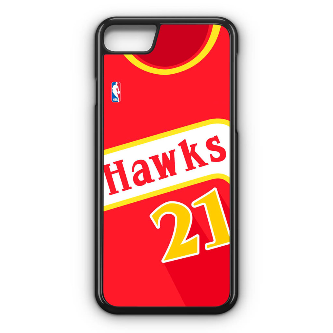 Dominique Wilkins Jersey iPhone 8 Case - CASESHUNTER ec910d971