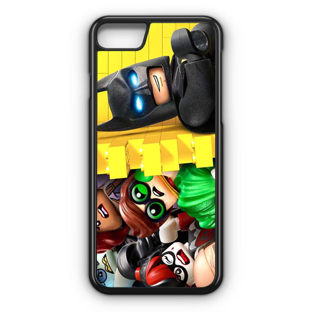 the latest 1ef5b 9b003 The Lego Batman Movie iPhone 8 Case