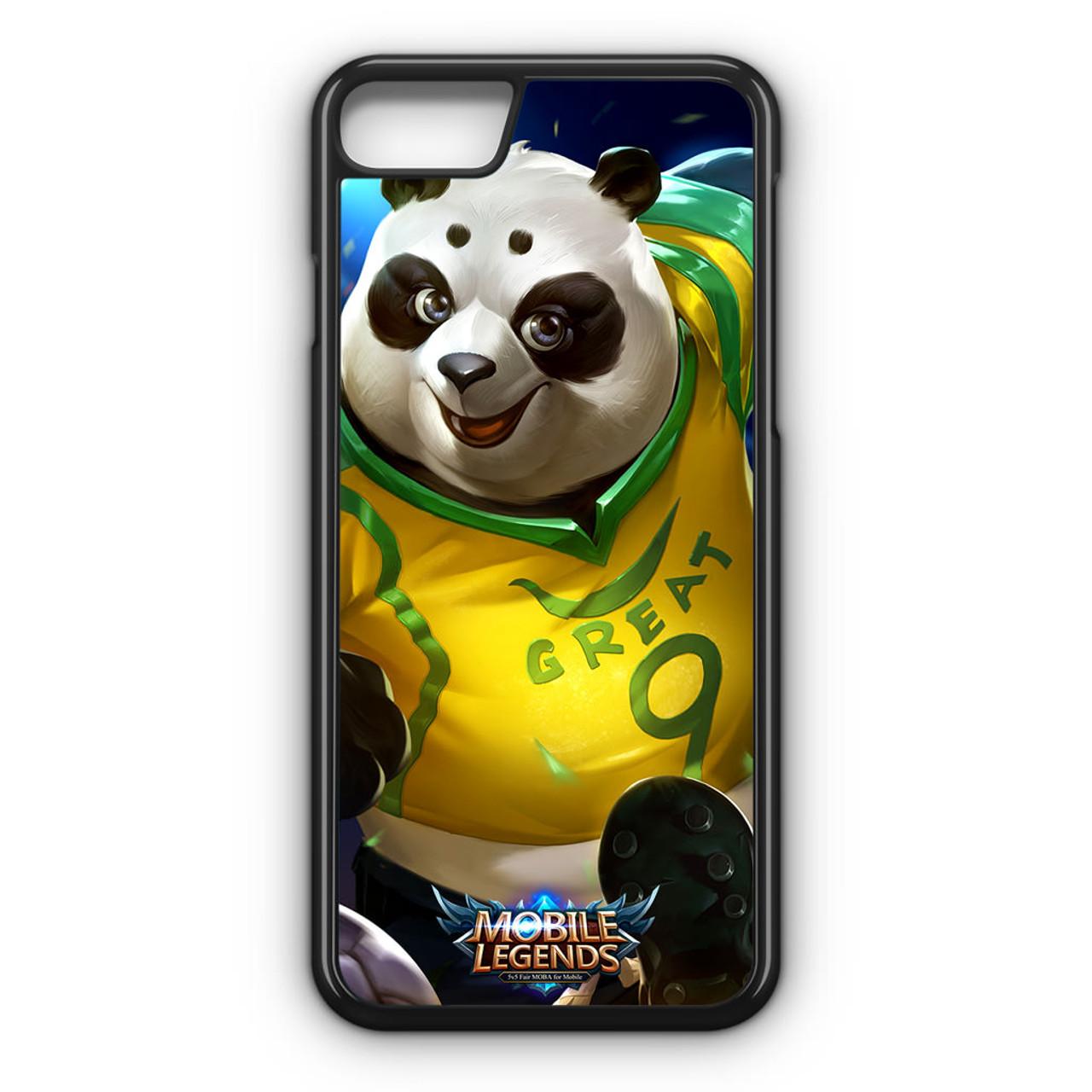 separation shoes b0865 d310a Mobile Legends Akai Soccer Titan iPhone 8 Case