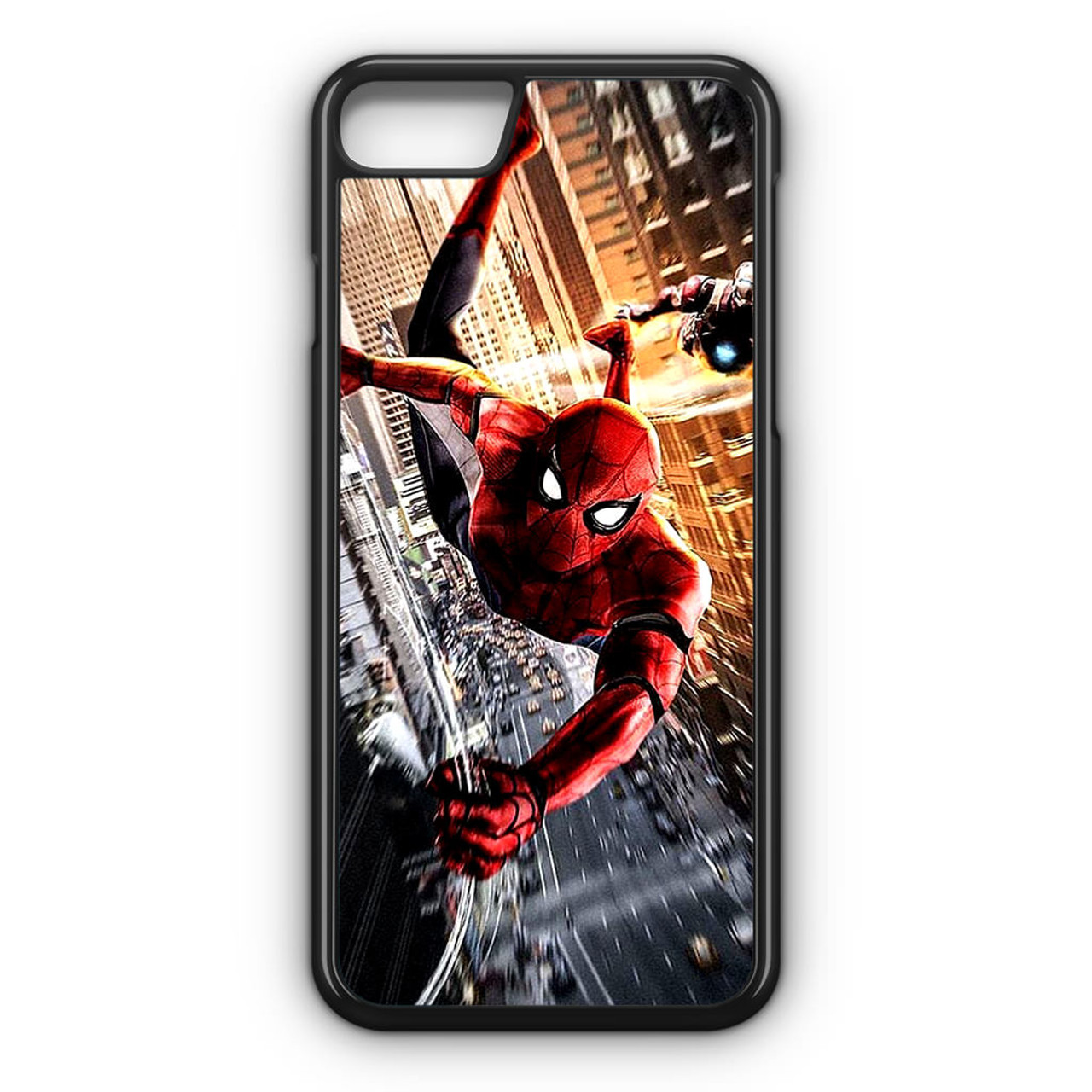 spiderman iphone 8 case