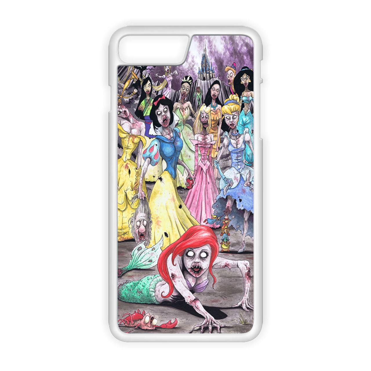Zombie Rapunzel iphone case