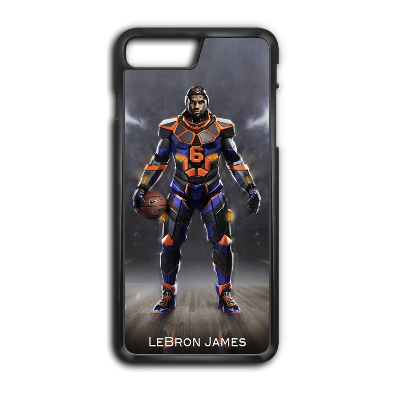 detailing 30ba4 4b776 Lebron James Nike iPhone 8 Plus Case