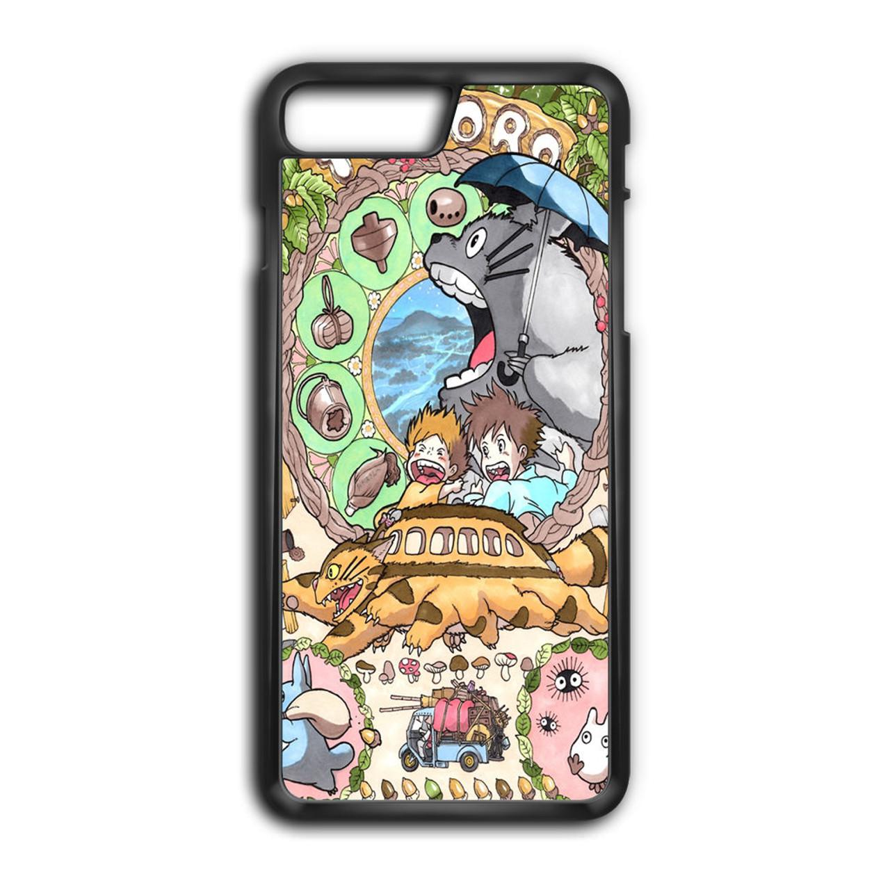 super popular 73849 ddd63 Neighbour Totoro iPhone 8 Plus Case