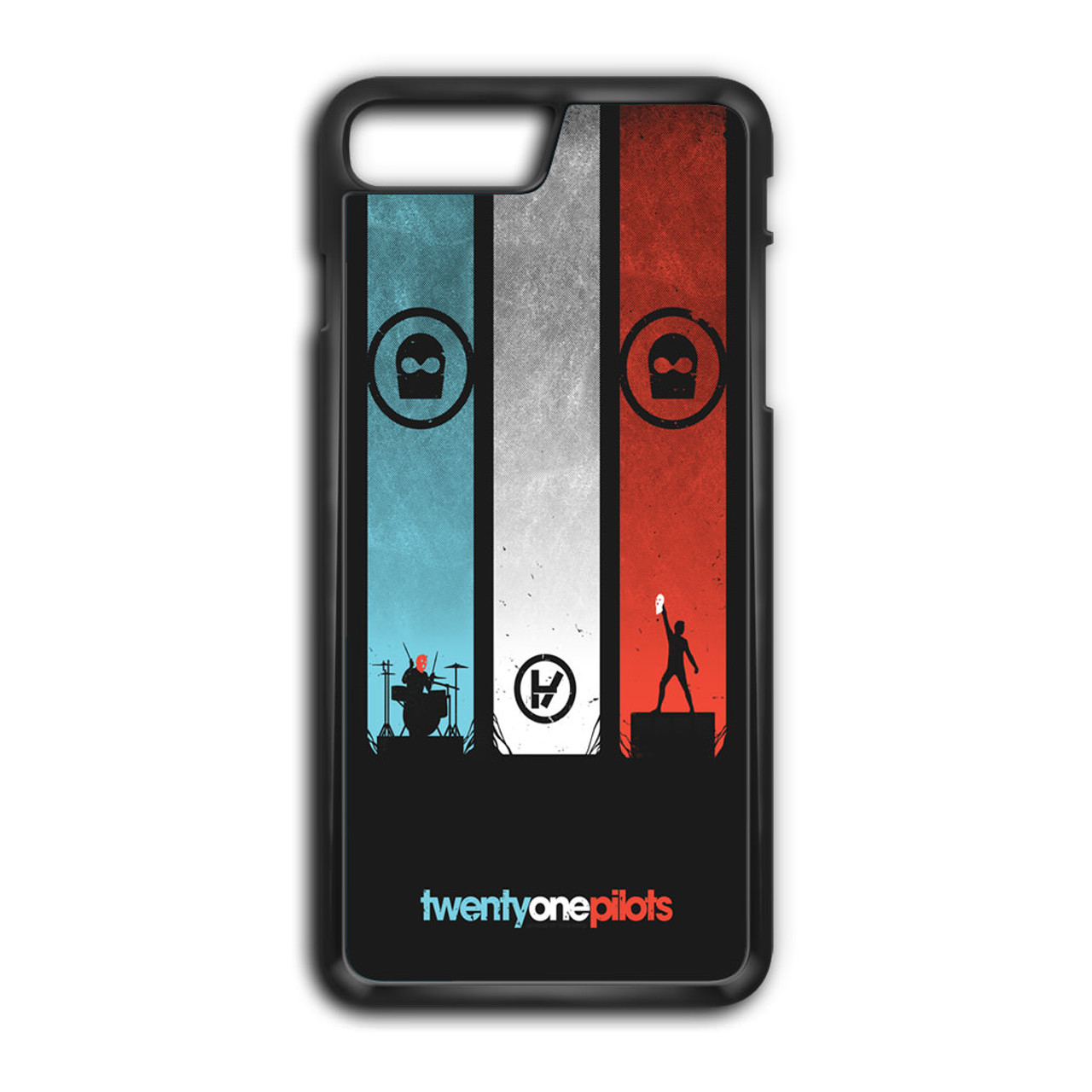 low priced 98ca3 11946 Twenty One Pilots iPhone 8 Plus Case