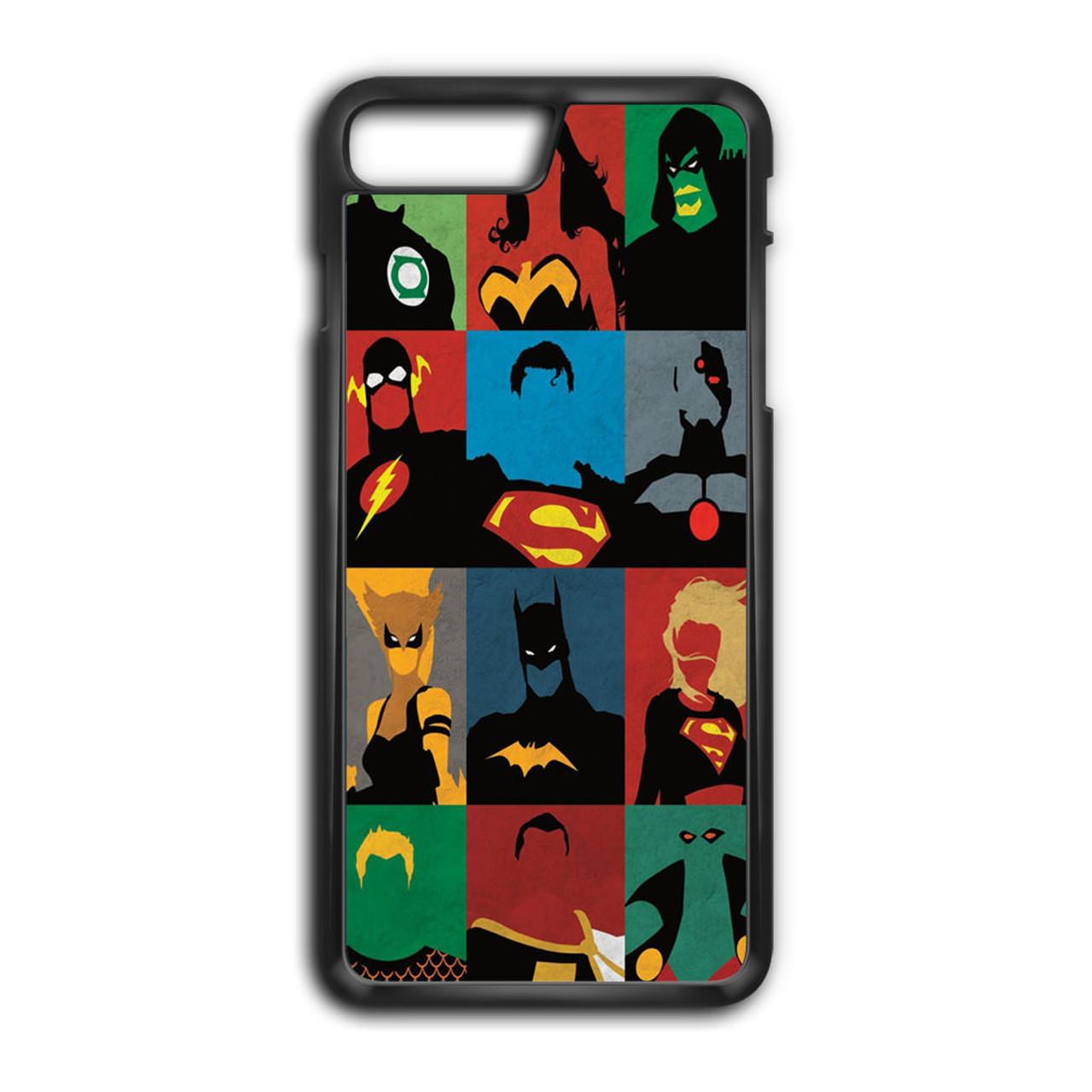 dc iphone 8 plus case