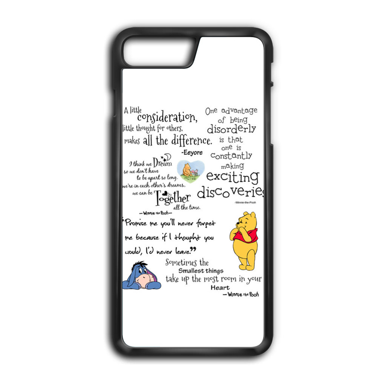 eeyore iphone 8 plus case