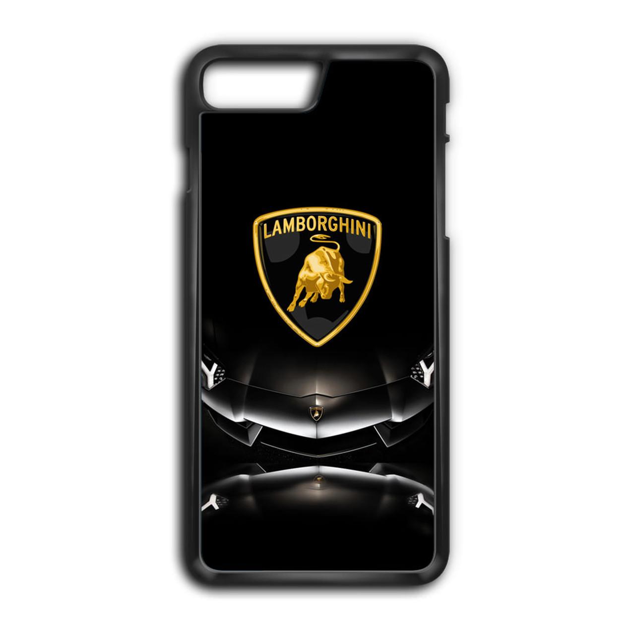 finest selection ddf8b 4aaa3 Lamborghini iPhone 8 Plus Case