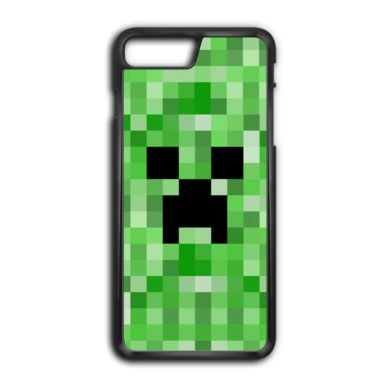 Minecraft Creeper Iphone 8 Plus Case Caseshunter