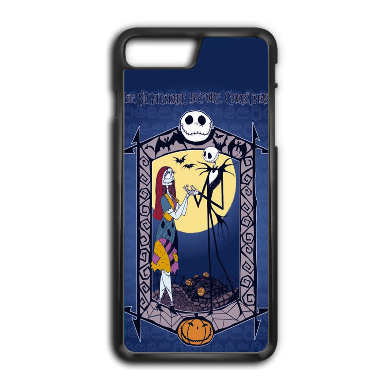 official photos 10170 e0868 The Nightmare Before Christmas iPhone 8 Plus Case
