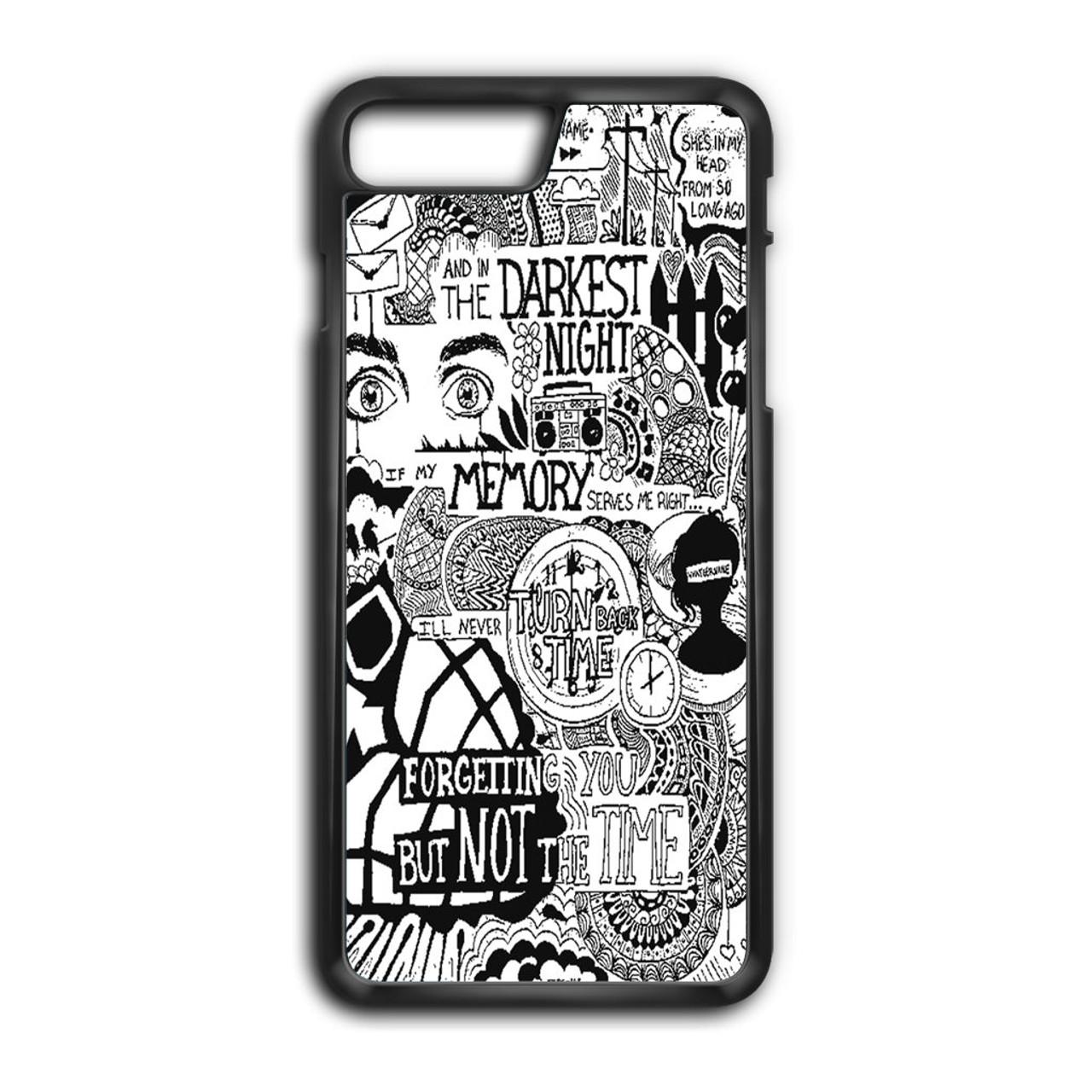 art iphone 8 plus case