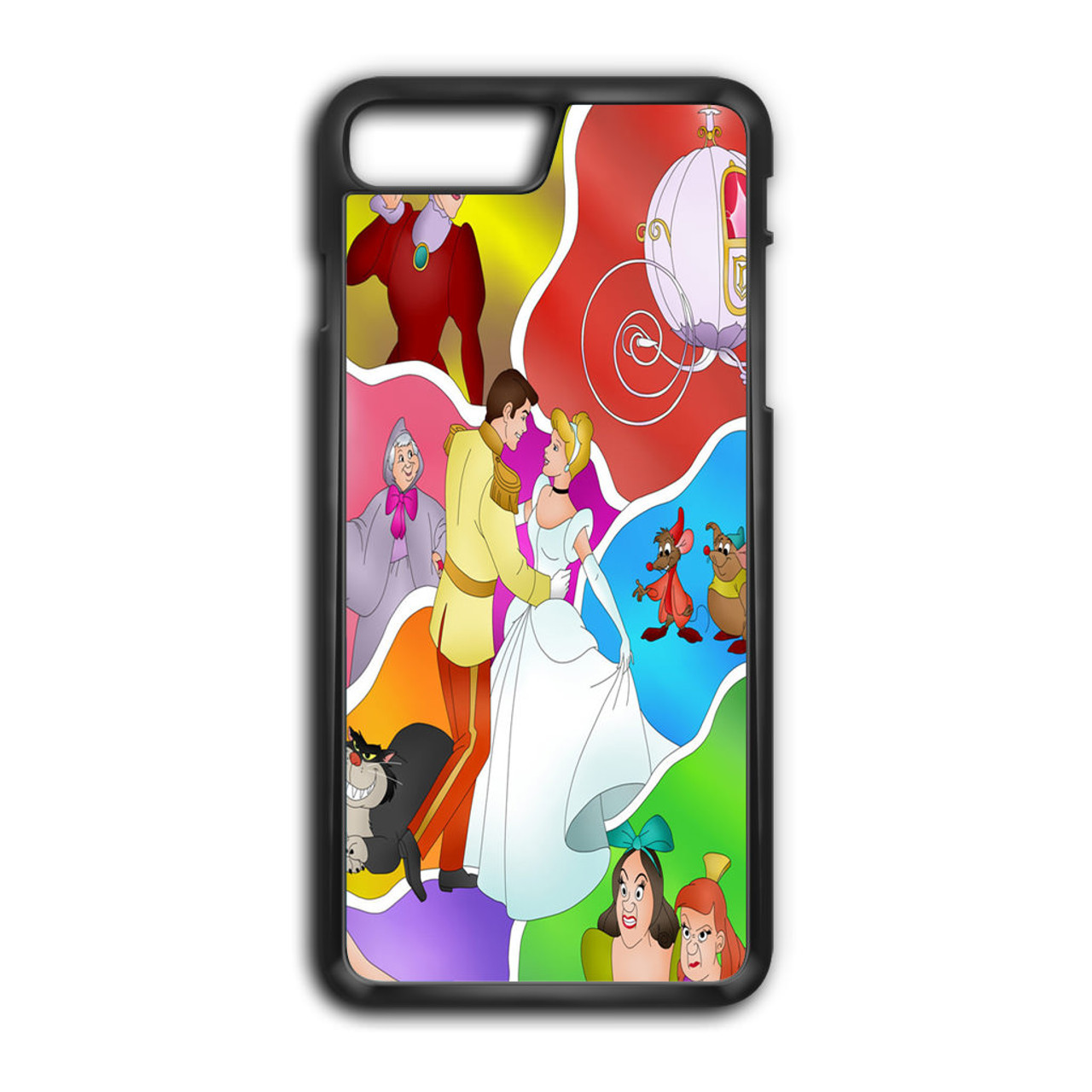 new product 887d5 1c051 Disney Cinderela Dream a Wish Your Heart iPhone 8 Plus Case
