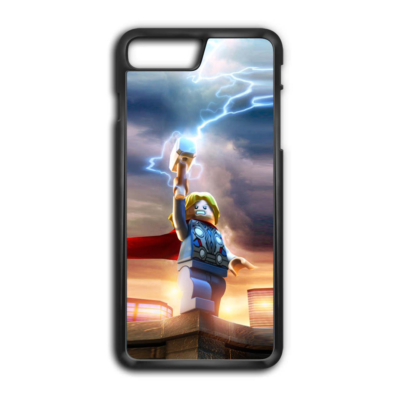 new style 403c1 16939 Thor Lego iPhone 8 Plus Case