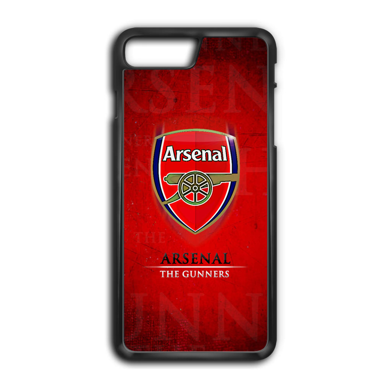 uk availability ed7d8 4fe6f Arsenal The Gunners iPhone 8 Plus Case