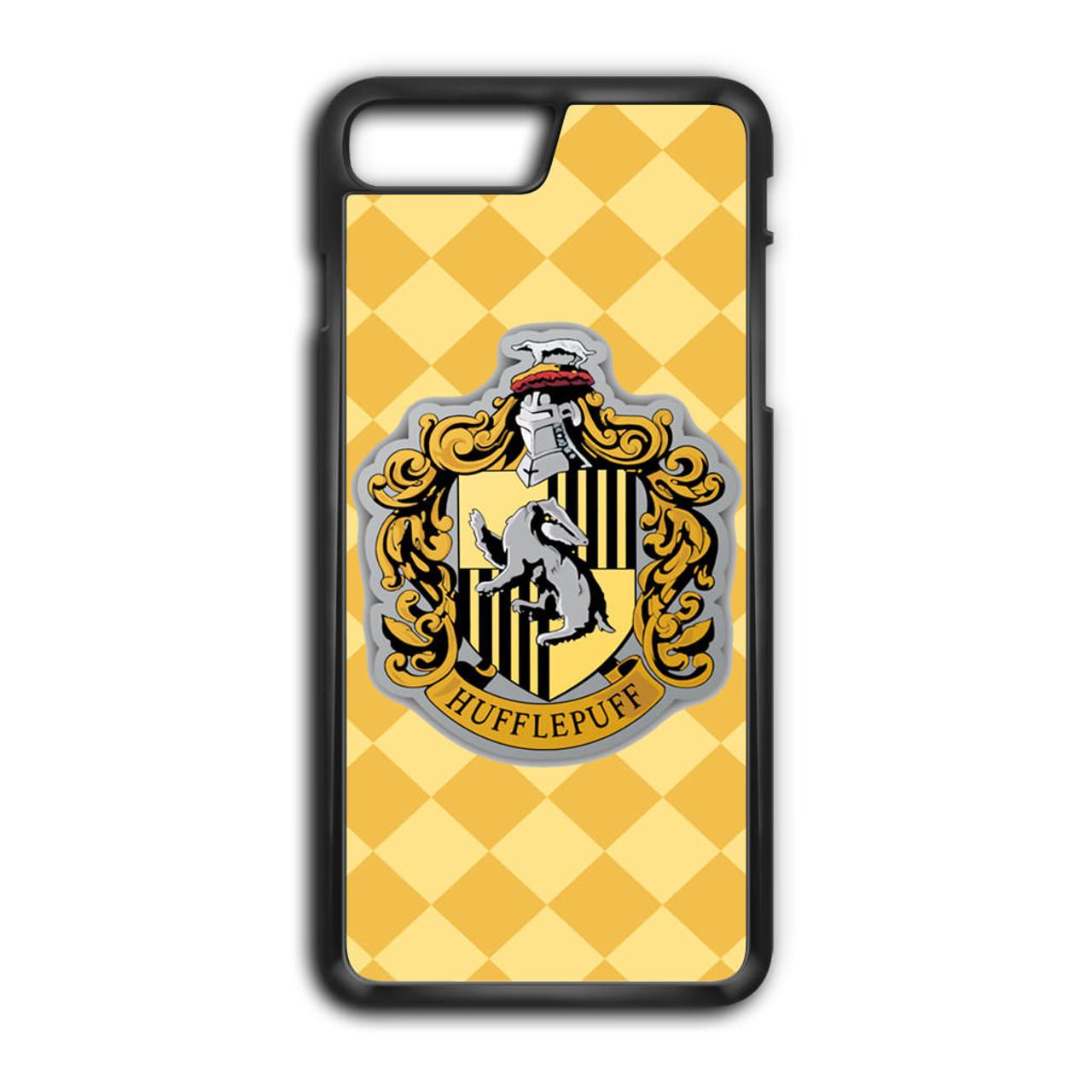 hufflepuff iphone 8 plus case