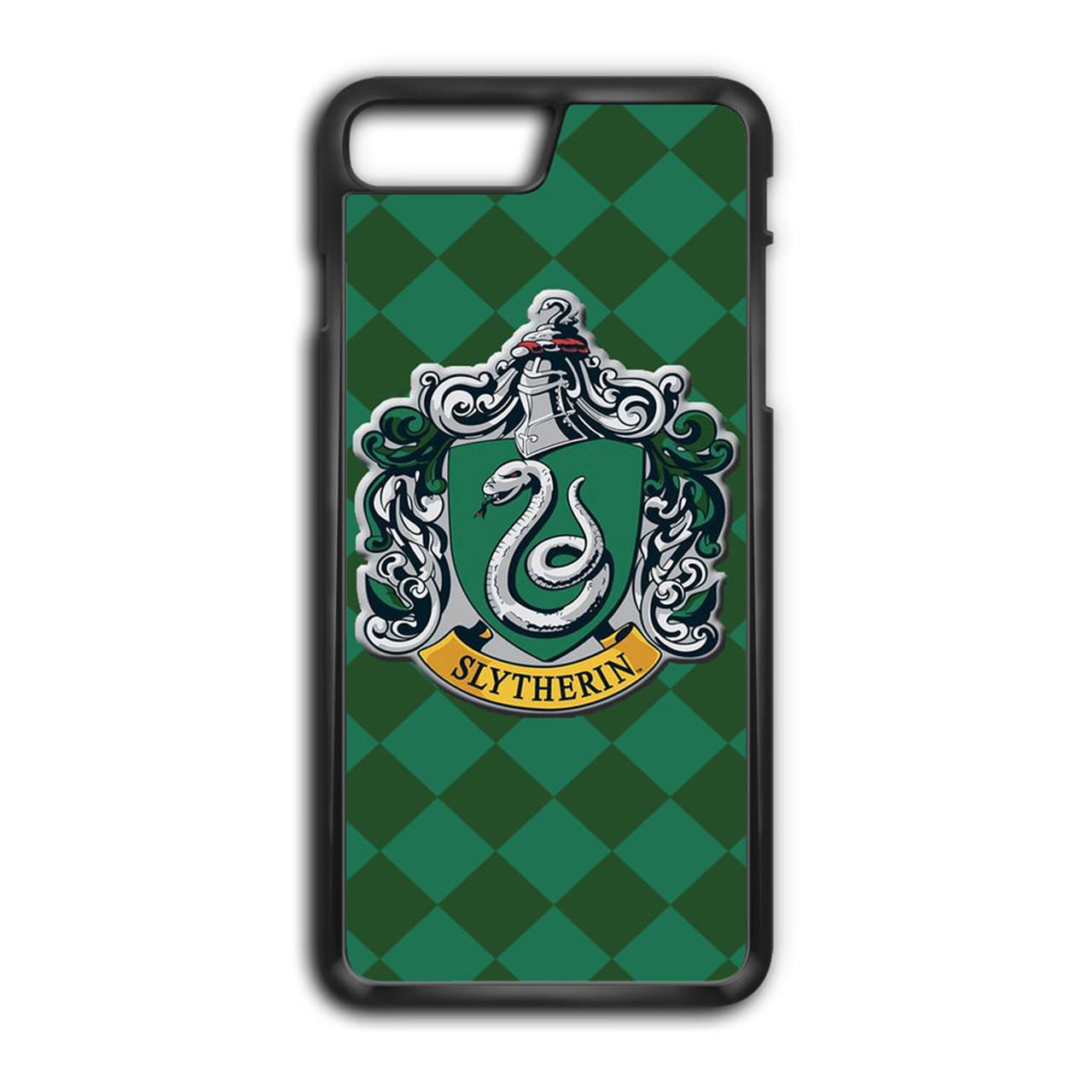 brand new 5a6b0 2d6c1 Hoghwart School - Slytherin iPhone 8 Plus Case