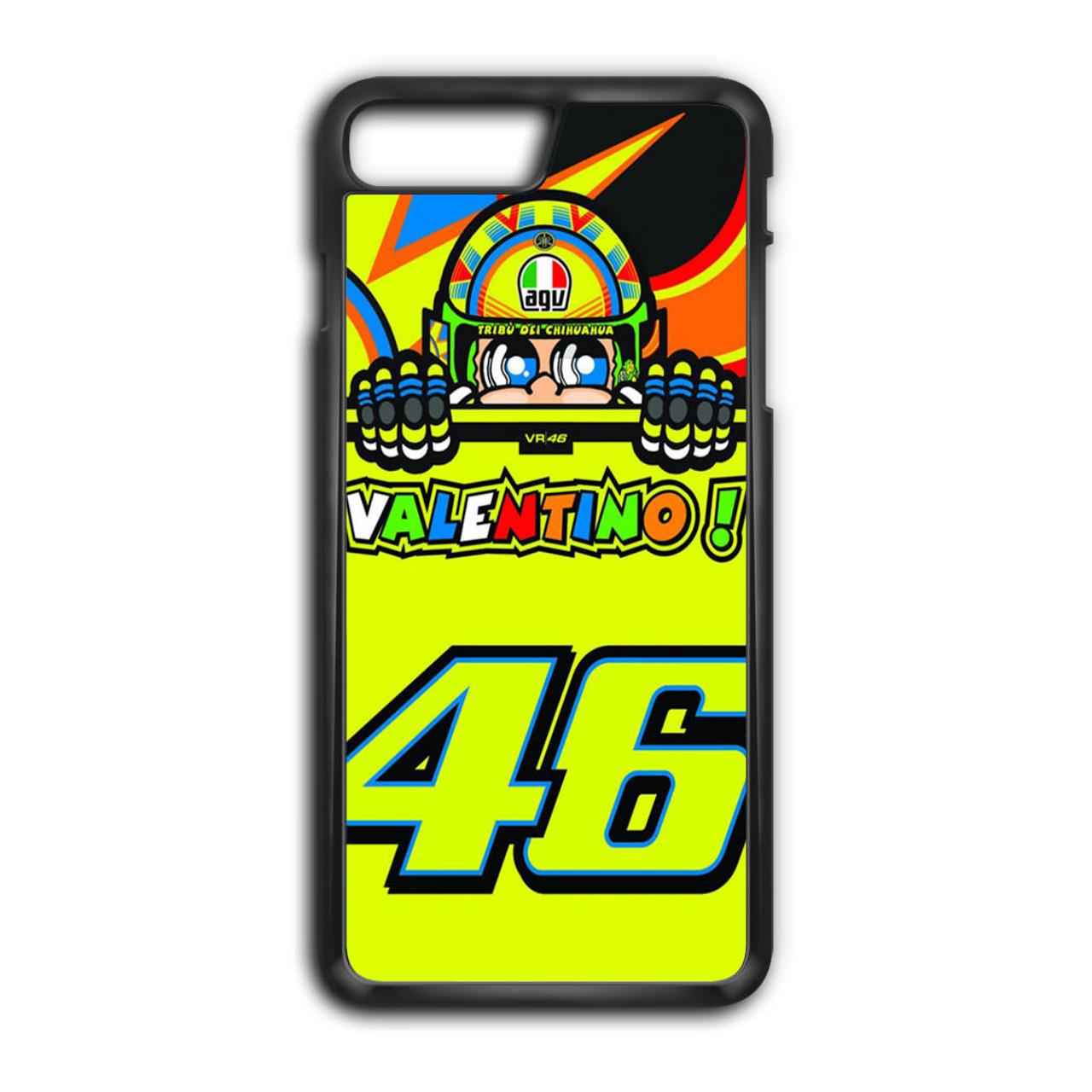 best website e3bab 4a60c Valentino 46 iPhone 8 Plus Case