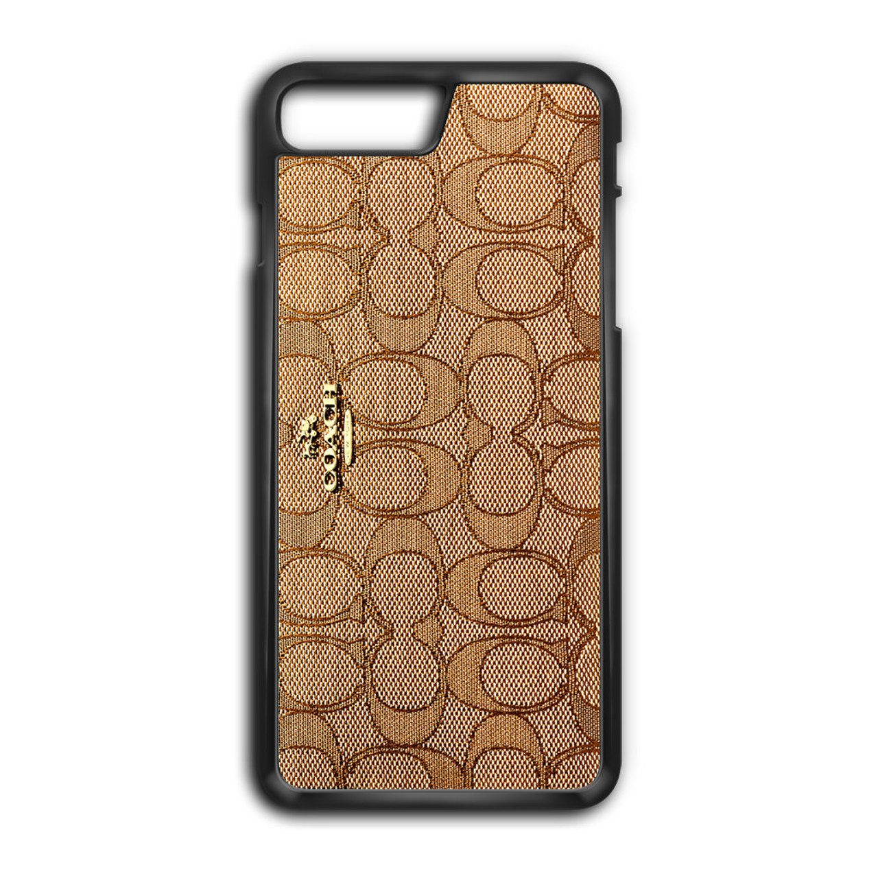 new product 7f989 42163 Coach Wallet iPhone 8 Plus Case