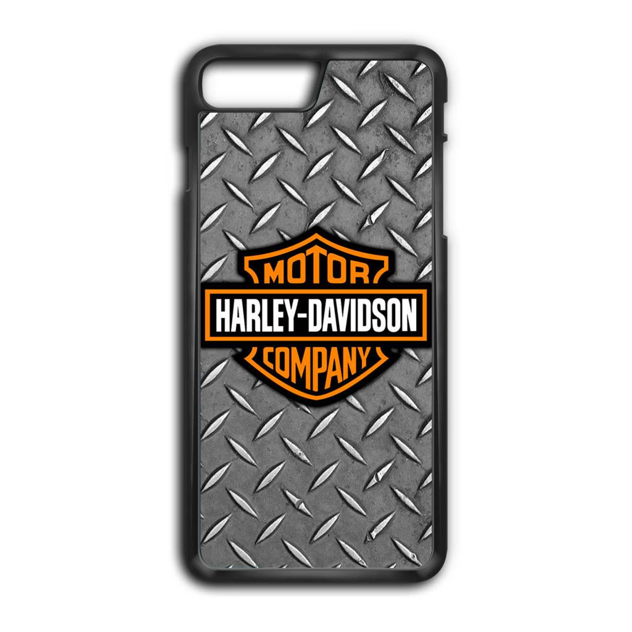 separation shoes c104b de2a2 Harley Davidson Logo iPhone 8 Plus Case