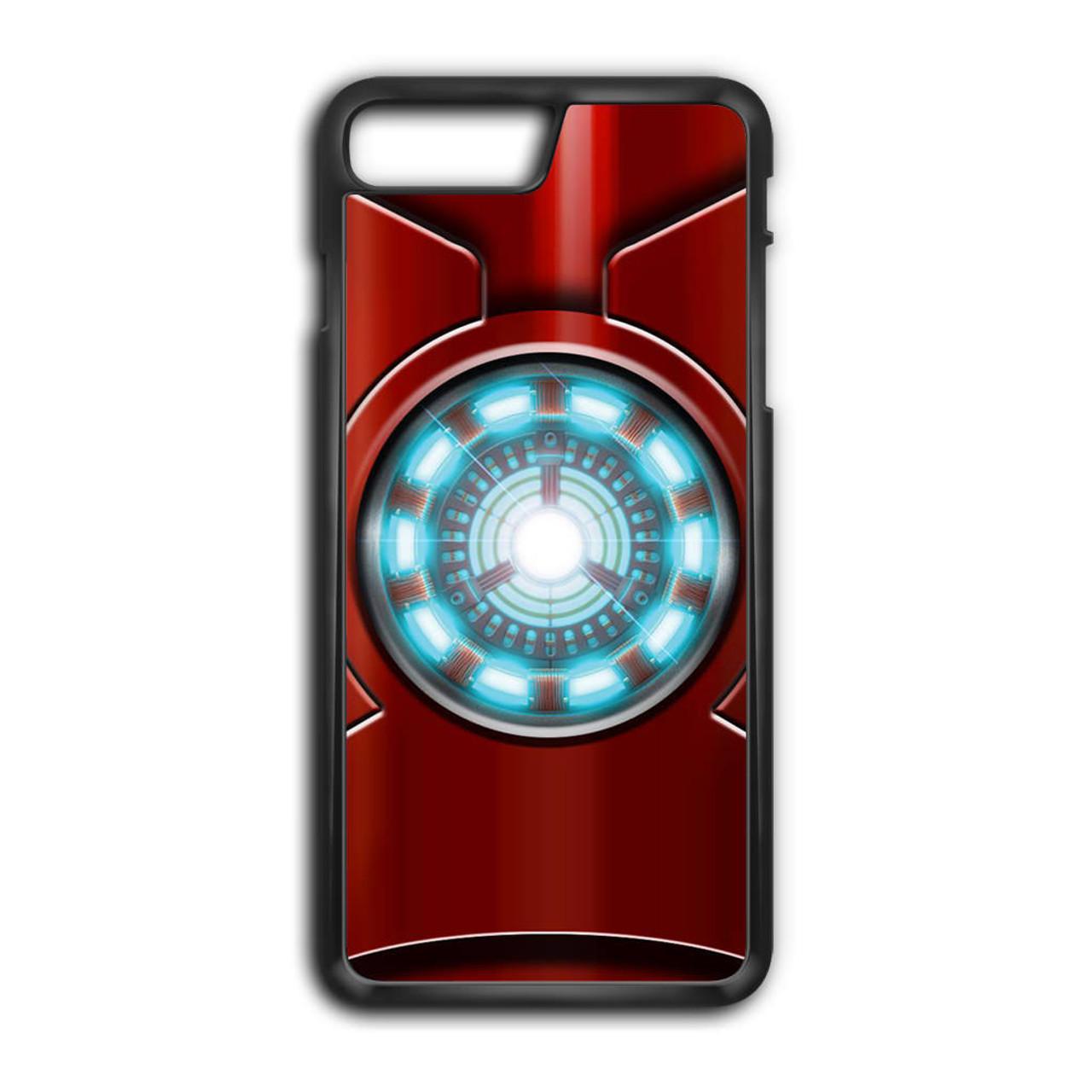 wholesale dealer feab3 aee86 Iron Man Heart iPhone 8 Plus Case