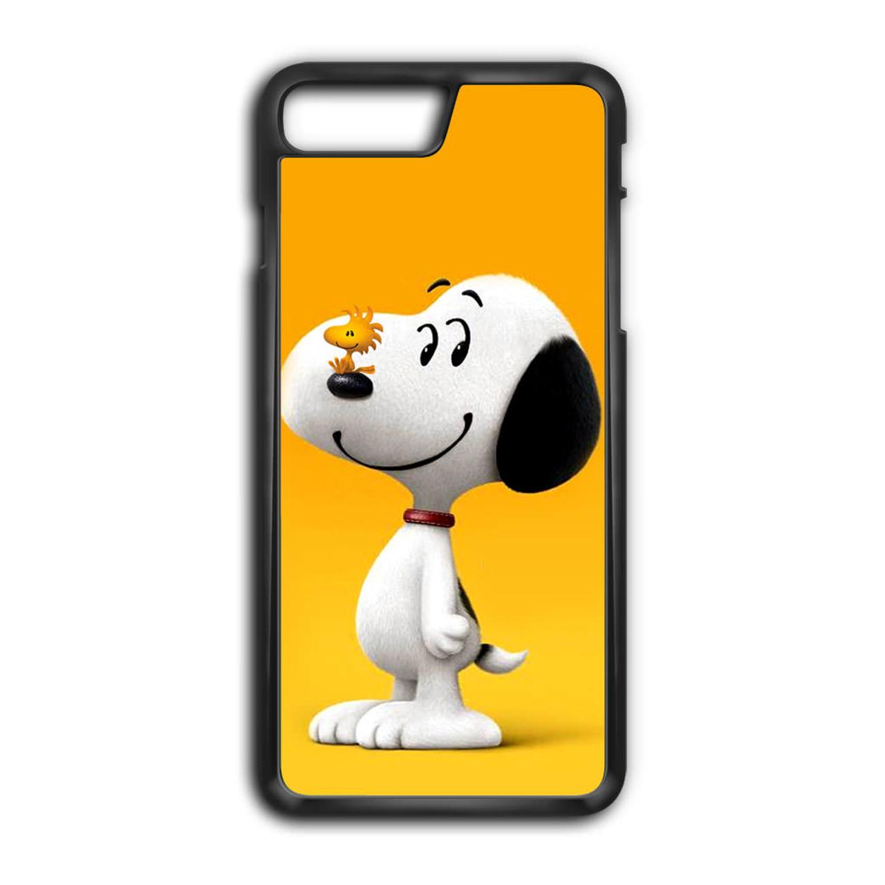 snoopy iphone 8 plus case