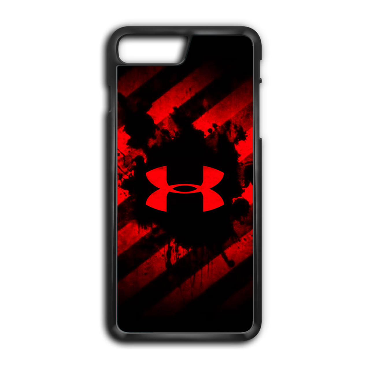 b1a30f59 Under Armour Red Art iPhone 8 Plus Case