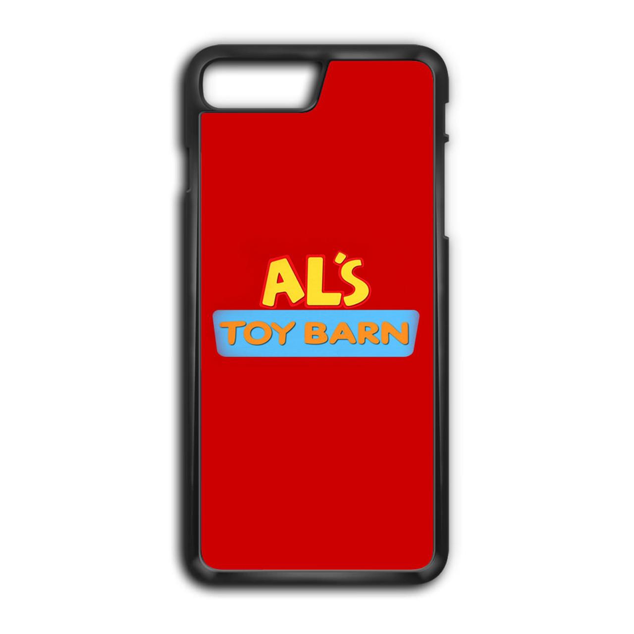 b0c8e736364 Al s Toy Barn iPhone 8 Plus Case - CASESHUNTER