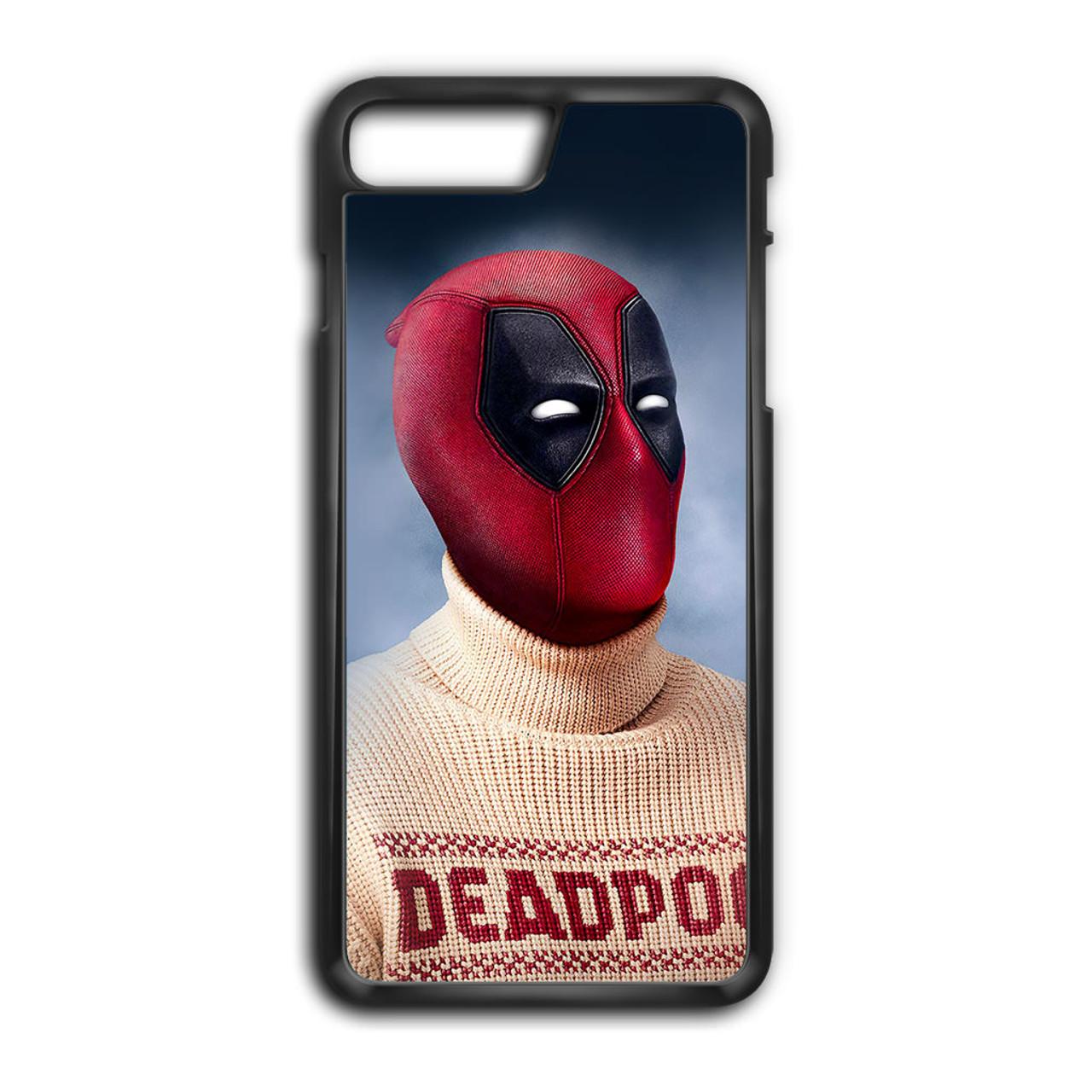 deadpool phone case iphone 8 plus