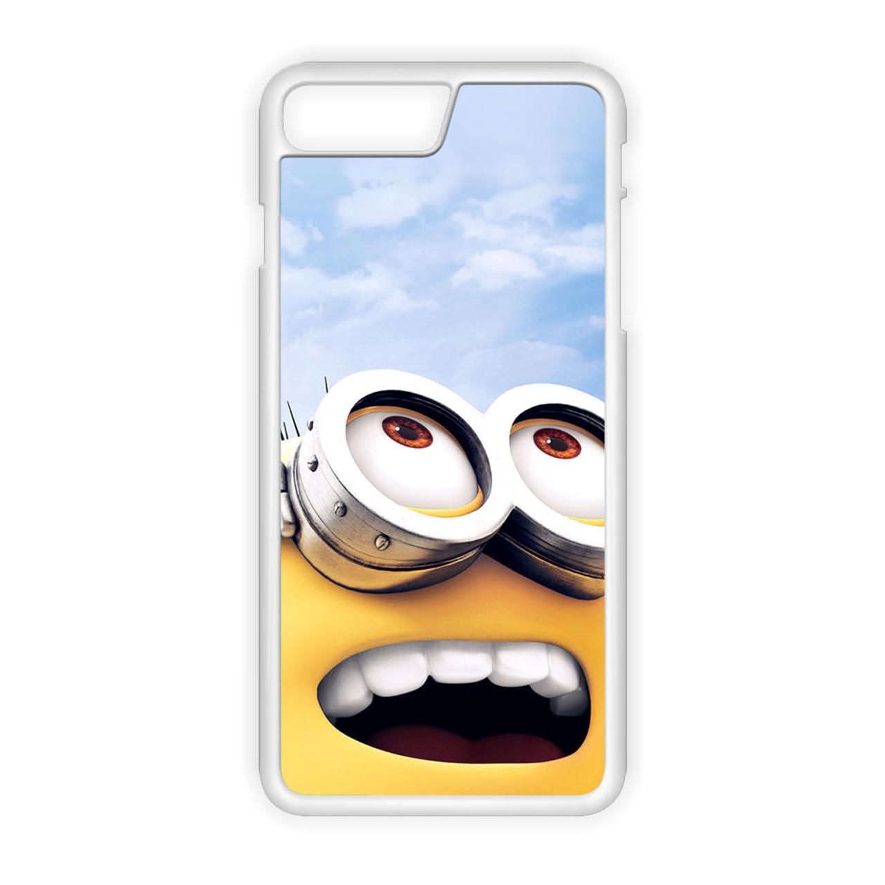 Minion Art Cute iPhone 8 Plus Case