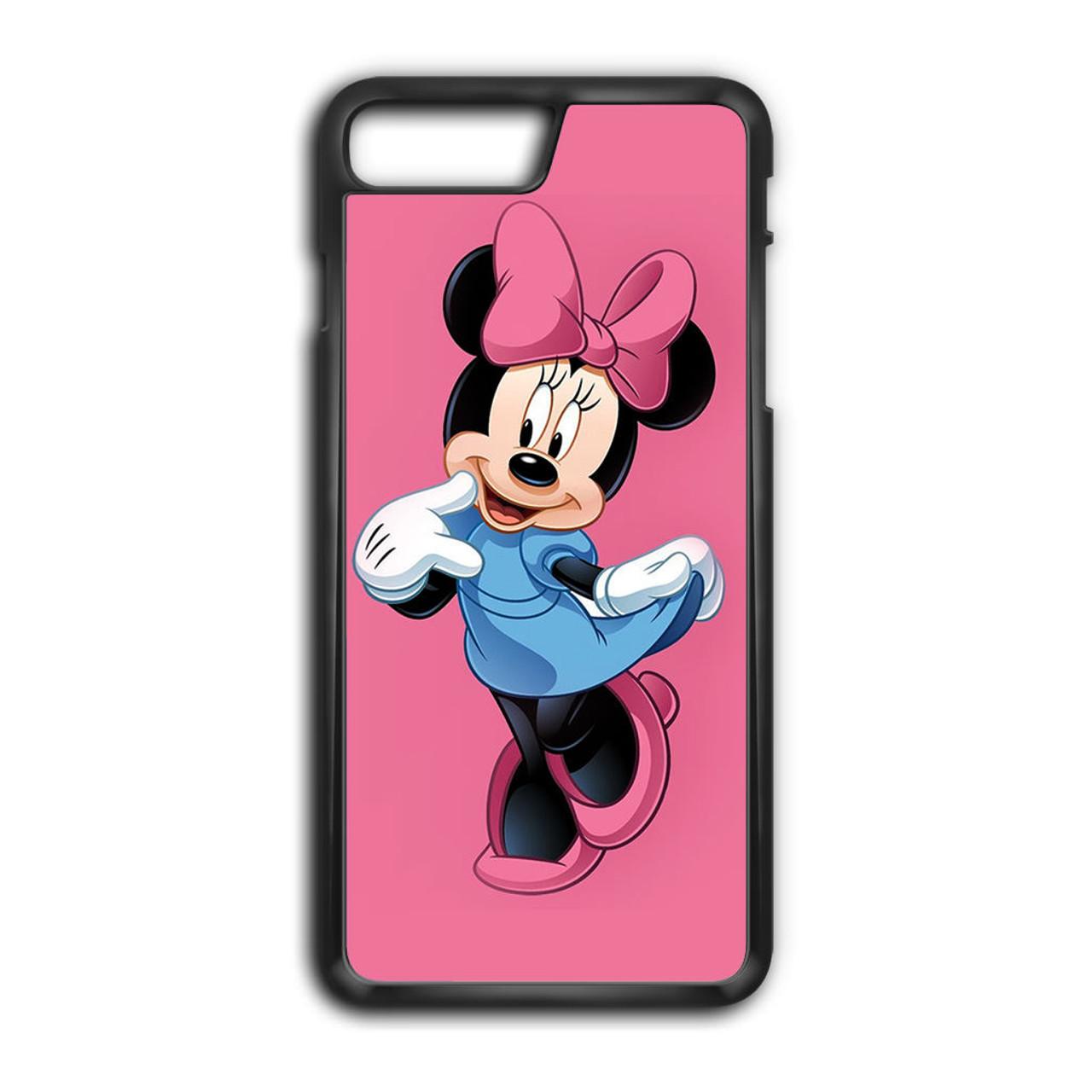 wholesale dealer 66117 9b37a Minnie Mouse Disney Art iPhone 8 Plus Case