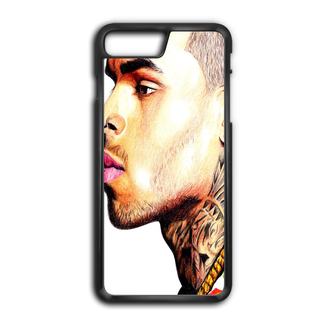 brown iphone 8 plus case