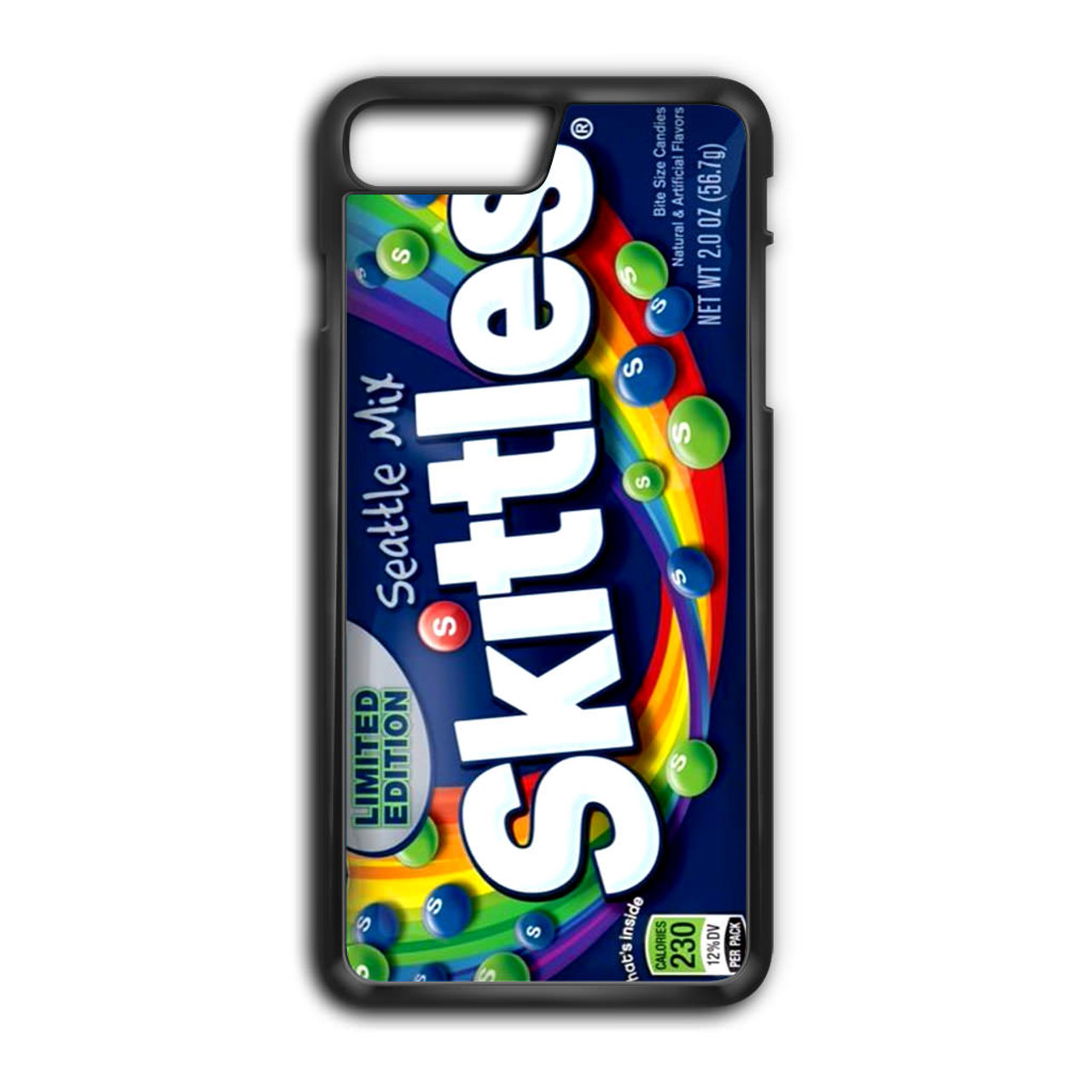 new style bdaf2 d21dc Skittles Seahawks Seattle Mix iPhone 8 Plus Case