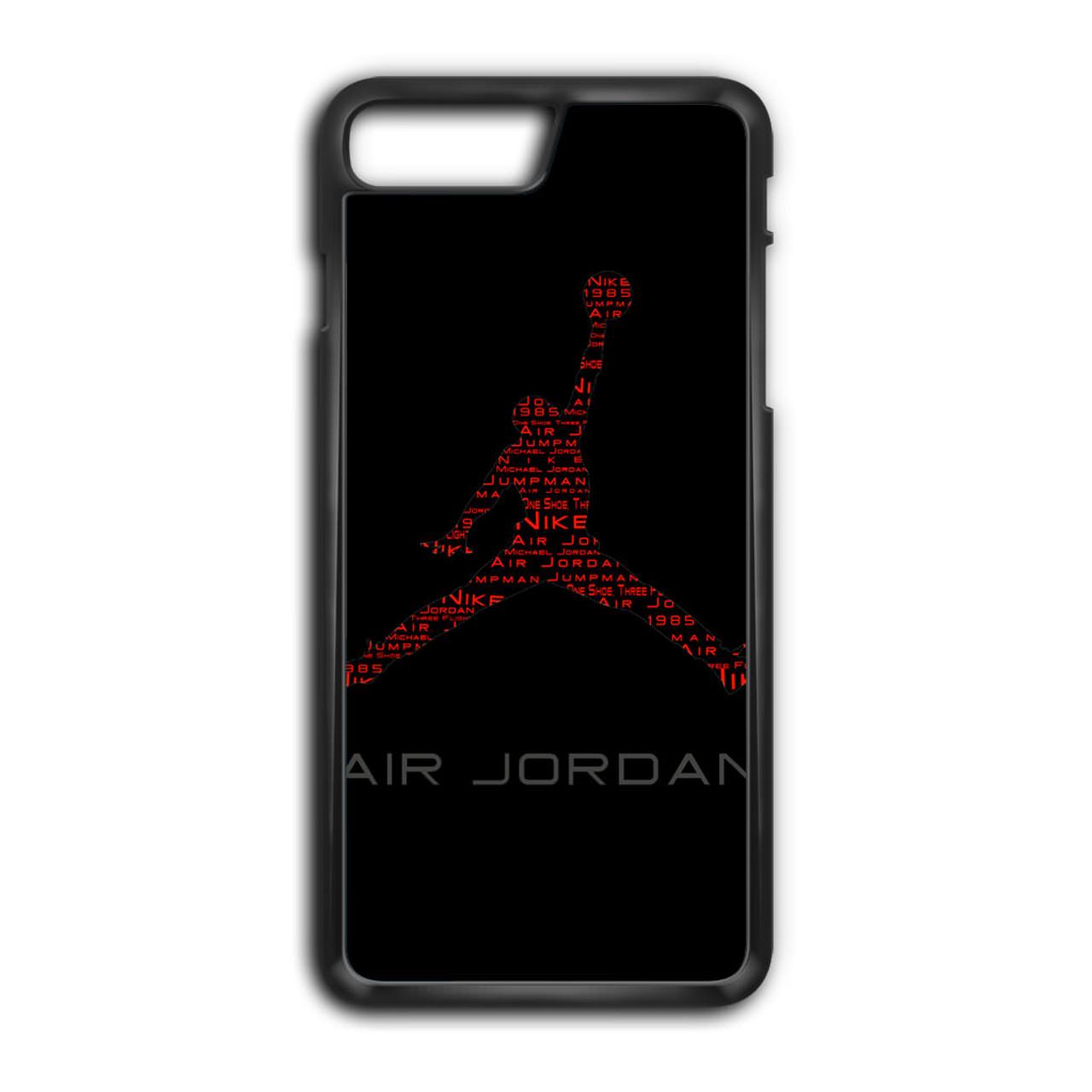 finest selection e50eb 86d76 Sports Air Jordan iPhone 8 Plus Case - CASESHUNTER