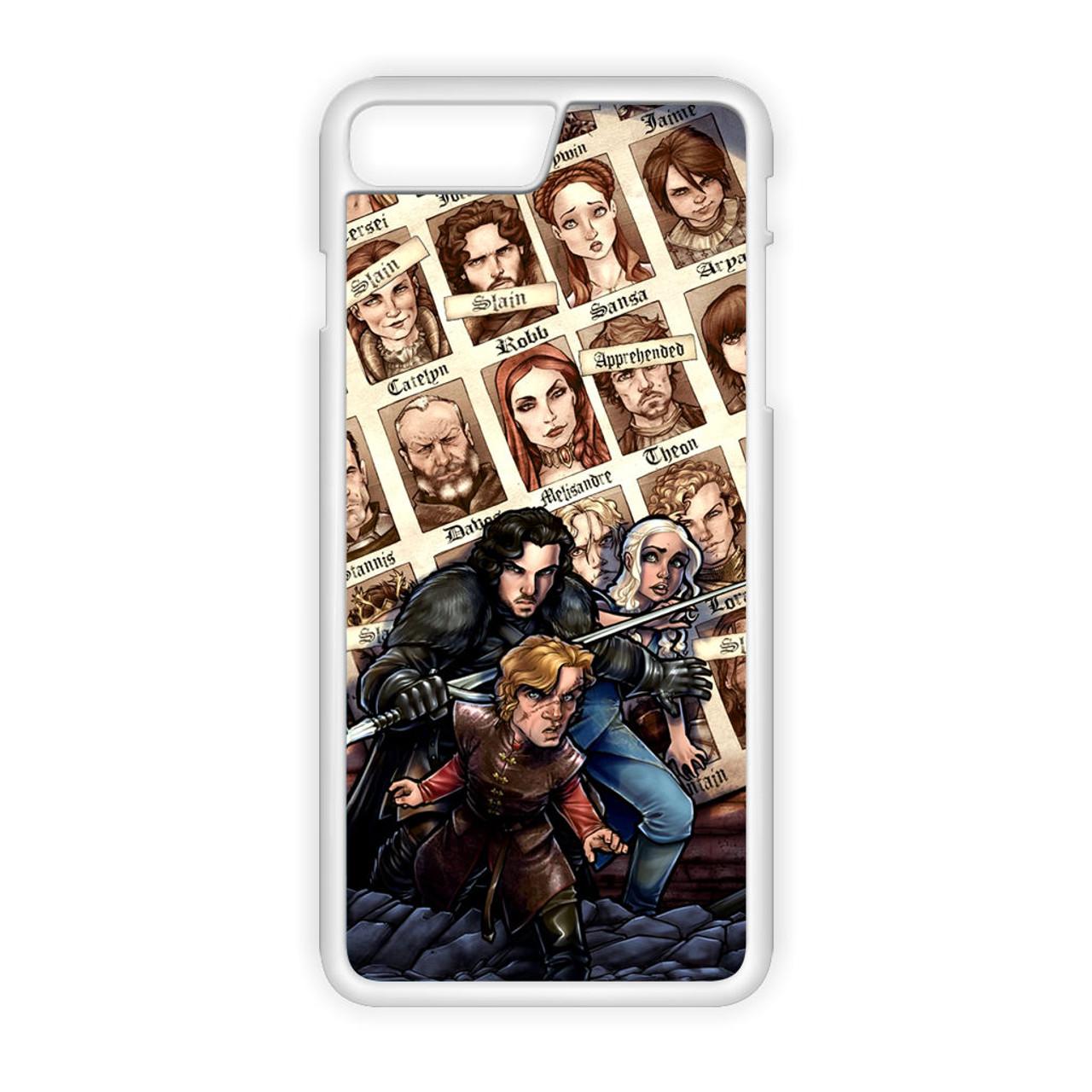 Game of Thrones 3 iphone case