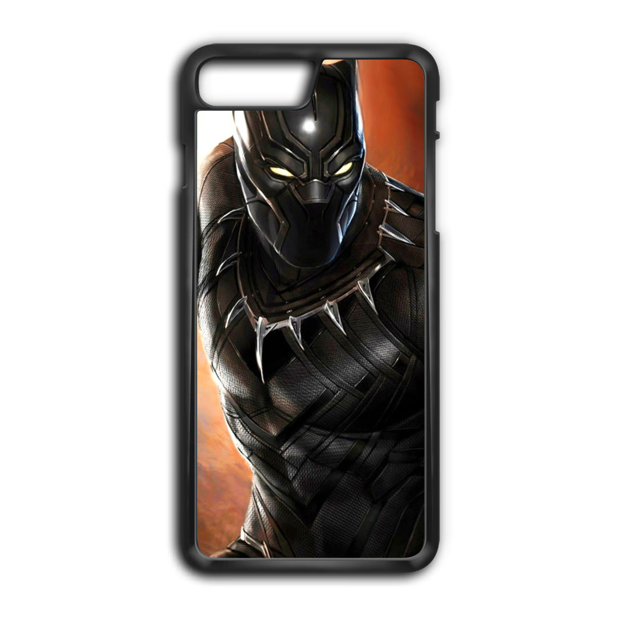 best sneakers b5334 ba143 Black Panther Avengers iPhone 8 Plus Case