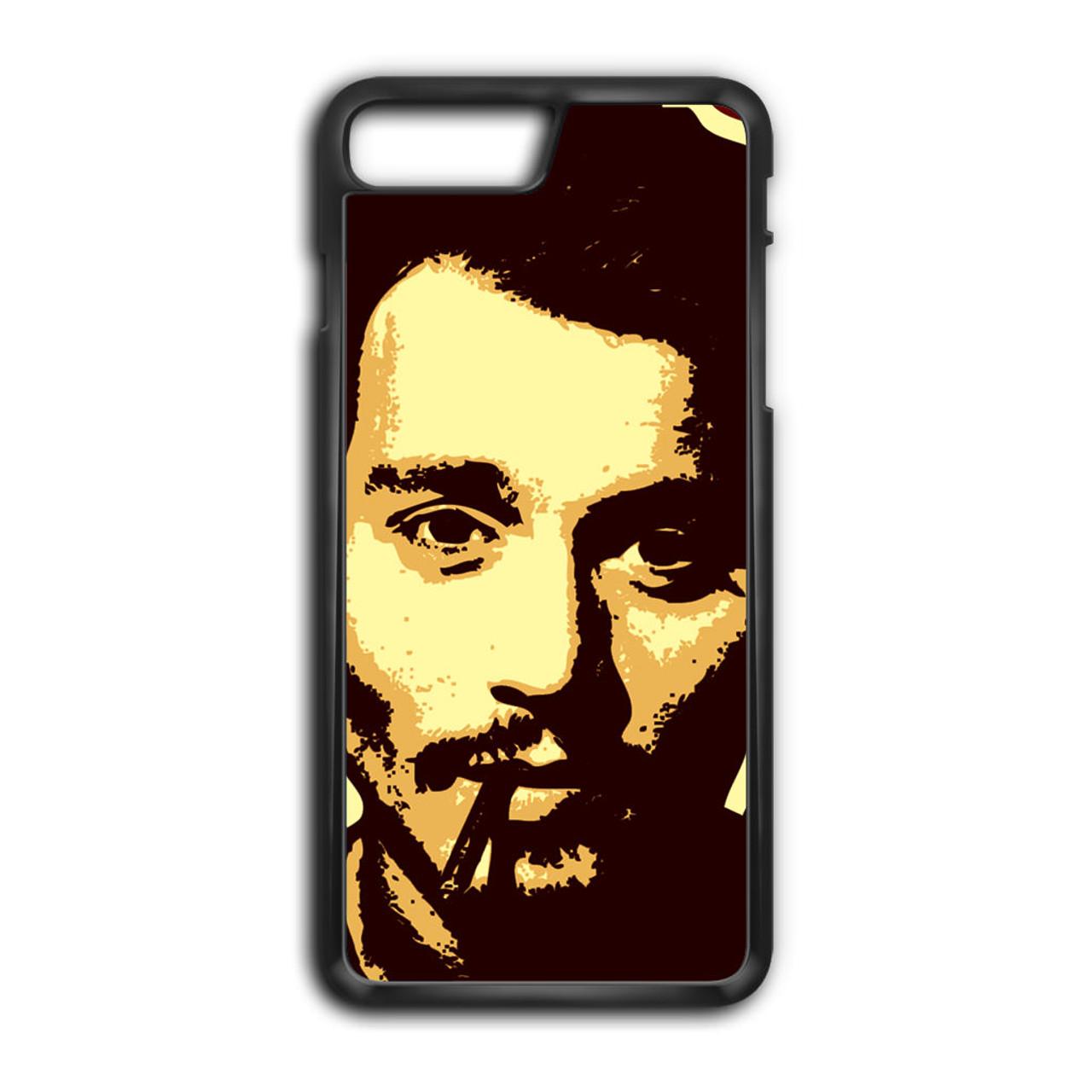 9bc6f09217ae Johnny Depp Sketch iPhone 8 Plus Case - CASESHUNTER