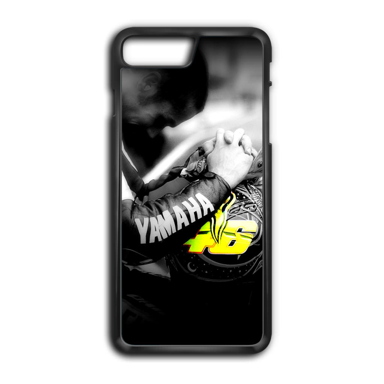 the latest 40243 0a3ce Valentino Rossi 46 Helm iPhone 8 Plus Case