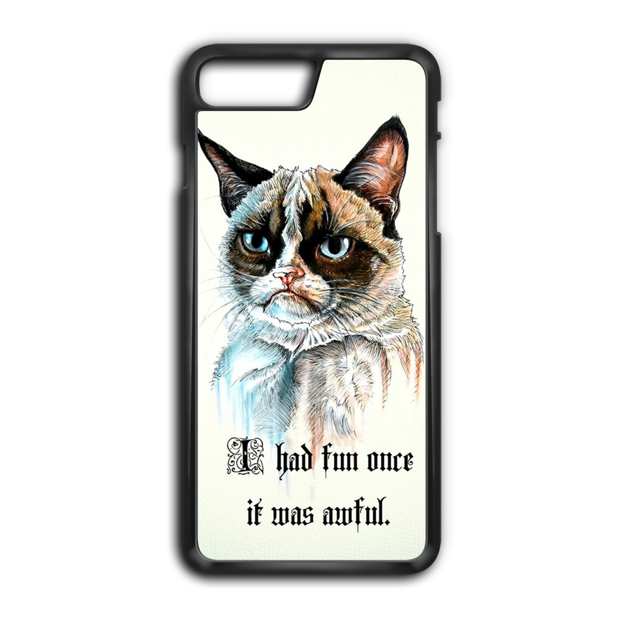 factory authentic a3d71 5cb4c Grumpy Cat iPhone 8 Plus Case