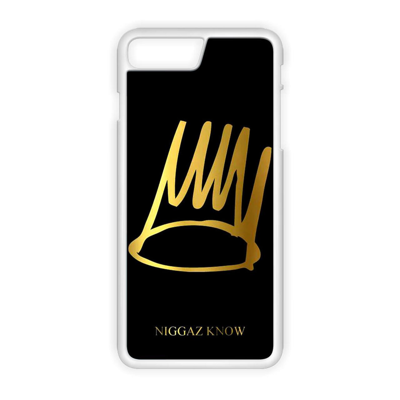 J Cole Born Sinner Quotes iphone case