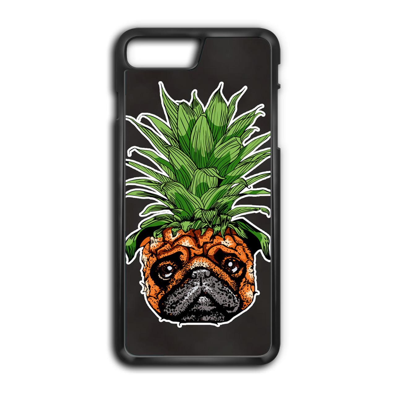 brand new 4a97c 5933b Pineapple Pug iPhone 8 Plus Case