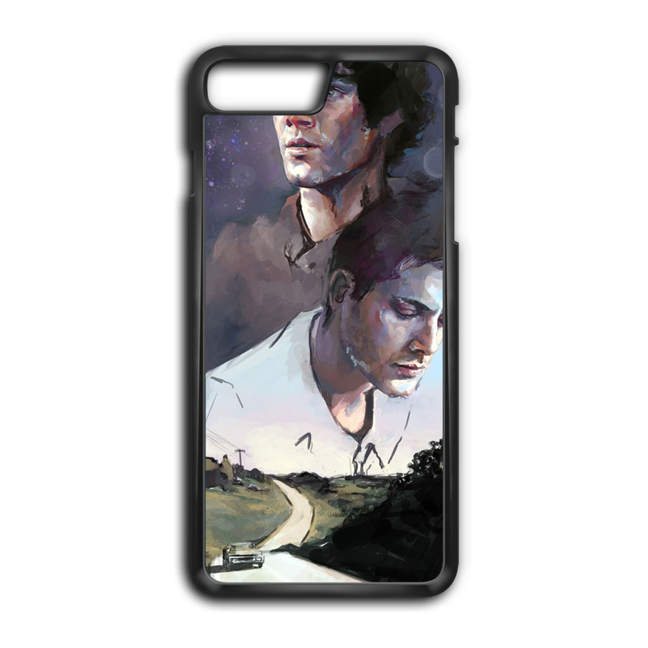 art iphone 8 plus case